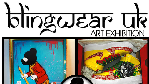IITS PRESENTS BLINGWEARUK ART EXHIBITION – 08/02/14