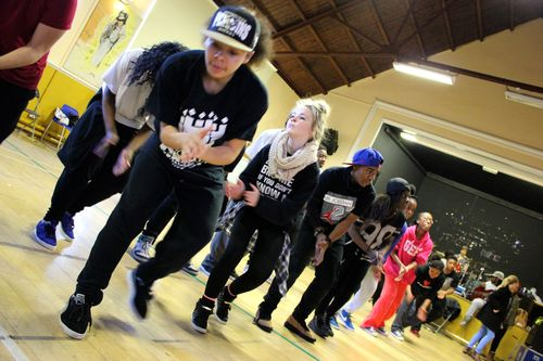 WYP FINAL REHEARSALS ON SATURDAY 15TH FEBRUARY @ TOOTING YOUTH HUB