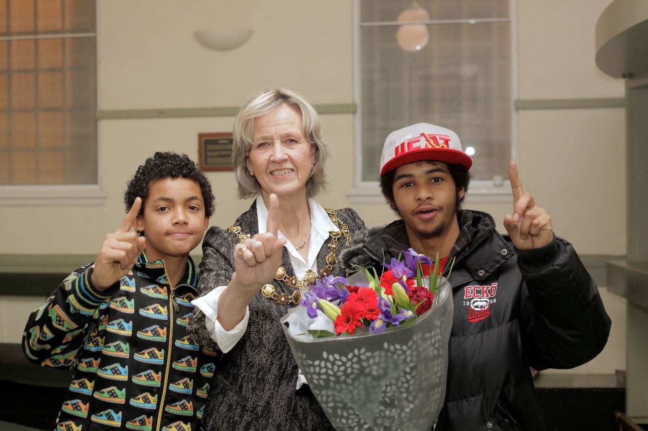 REVIEW: WANDSWORTH YOUNG PERFORMER OF THE YEAR 2014
