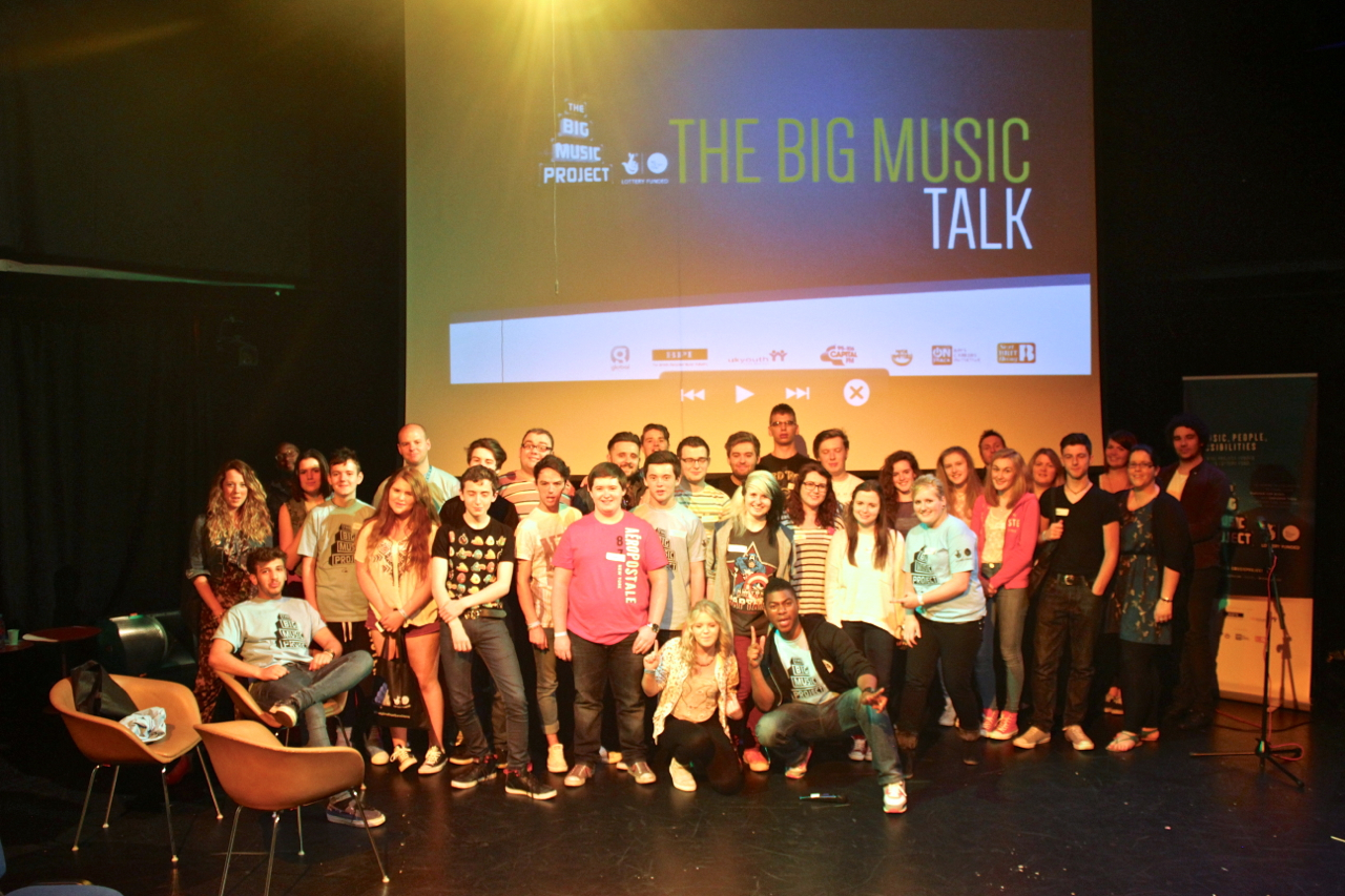 IITS HITS THE ROAD FOR AN INSPIRATIONAL 'BIG MUSIC' JOURNEY WITH COSPA & UK YOUTH