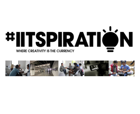 GET INVOLVED IN #IITSPIRATION, INDUSTRY IN THE STREETS' NEW CREATIVE HUB