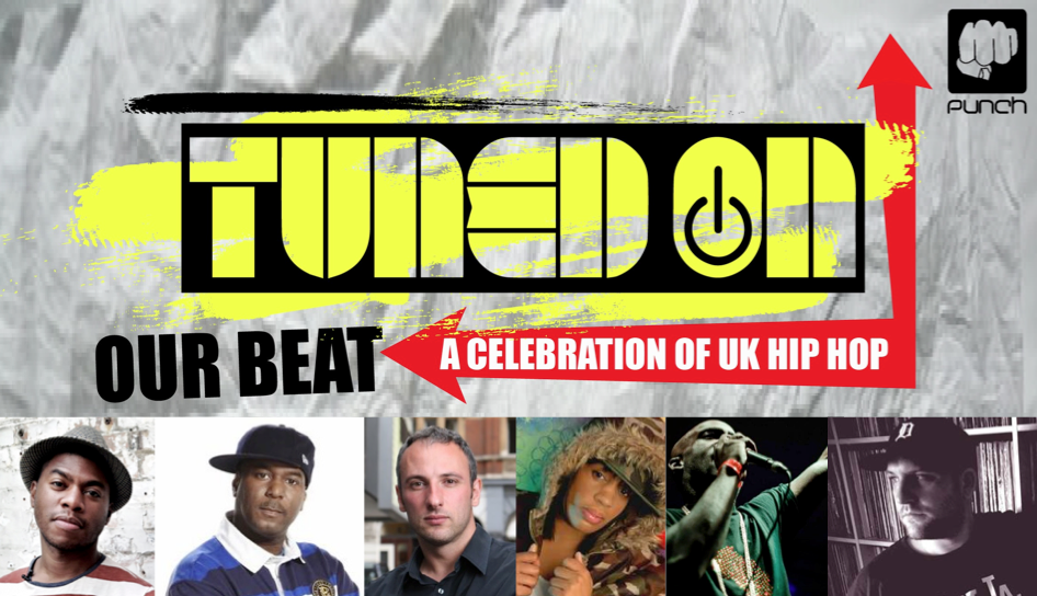 FUSION TO HOST OUR BEAT: A CELEBRATION OF UK HIP HOP @ ROUNDHOUSE, OCT 30TH
