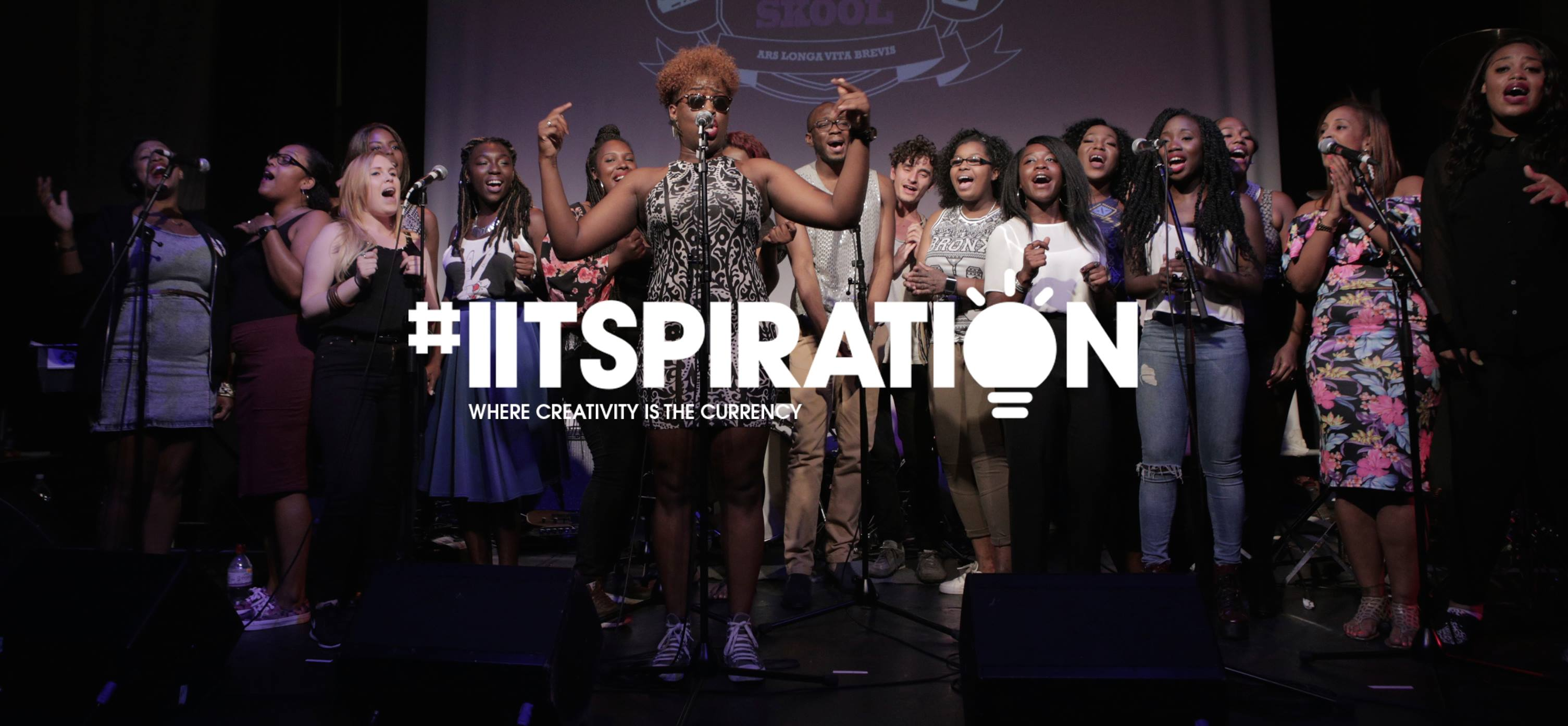 THURS 5TH & SAT. 8TH NOV. – COME ALONG & SING WITH HGC @ #IITSPIRATION – REGISTER NOW FOR YOUR FREE PLACE!