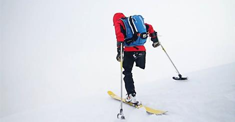 ADAPTIVE SKIER VASU SOJITRATAKES ON MOUNTAINS AND MISCONCEPTIONS ABOUT DISABILITY