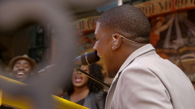 DON'T CALL IT A COMEBACK: LABRINTH TEAMS US WITH HGC TO ROCK CAMDEN