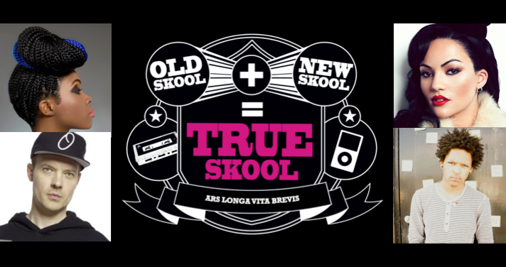 DJ MK, STEPHANIE MCCOURT, AINA MORE, CEEZLIN & GUESTS JOIN THE TRUE SKOOL CREW FOR A CROWDSHOOT SPECIAL.