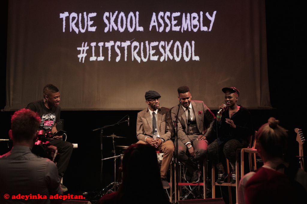 REVIEW: IITS TRUE SKOOL @ RICH MIX – APRIL 17TH 2015