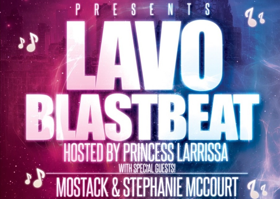 LAVO BLAST OFF WITH TALENT SHOWCASE