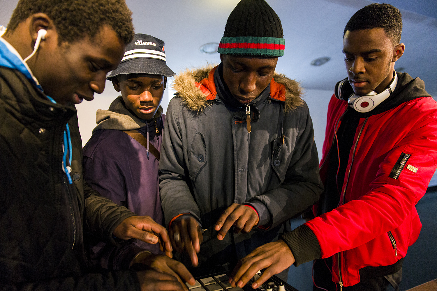 REVIEW: #IITSPIRATION CONNECTS x RICH MIX YOUTH TAKEOVER FESTIVAL FEB. 2016