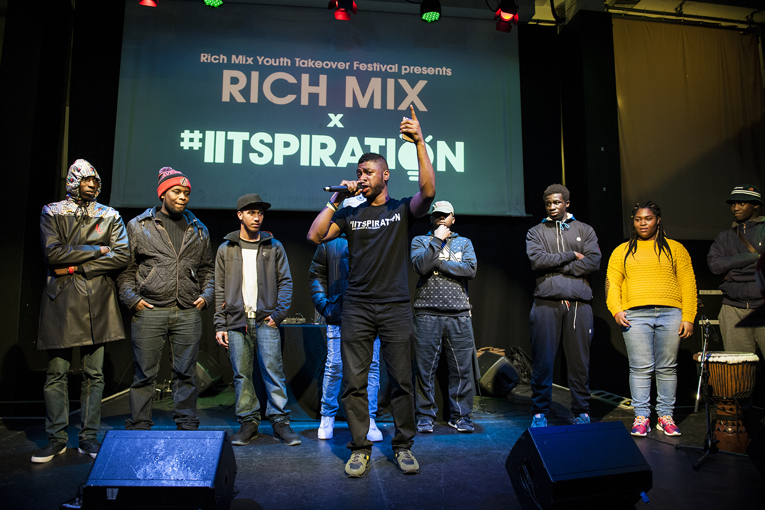EVENT: #IITSPIRATION CONNECTS @ RICH MIX, 25 JULY