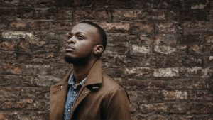 GEORGE THE POET 'CUFFED & DRAGGED' BY POLICE OUTSIDE PARENTS HOME
