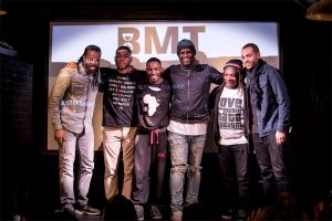 REVIEW: DOC BROWN & GUESTS TAKE TO THE STAGE FOR BMT LAUNCH | JAN 2018